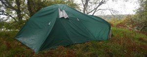 Why is My Tent Sticky & How to Actually Fix it?