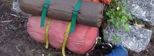 How to Attach a Sleeping Bag to a Backpack? With Pictures