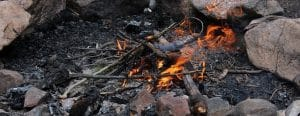 Why Does my Campfire Keep Going Out? (With 5 Solutions)